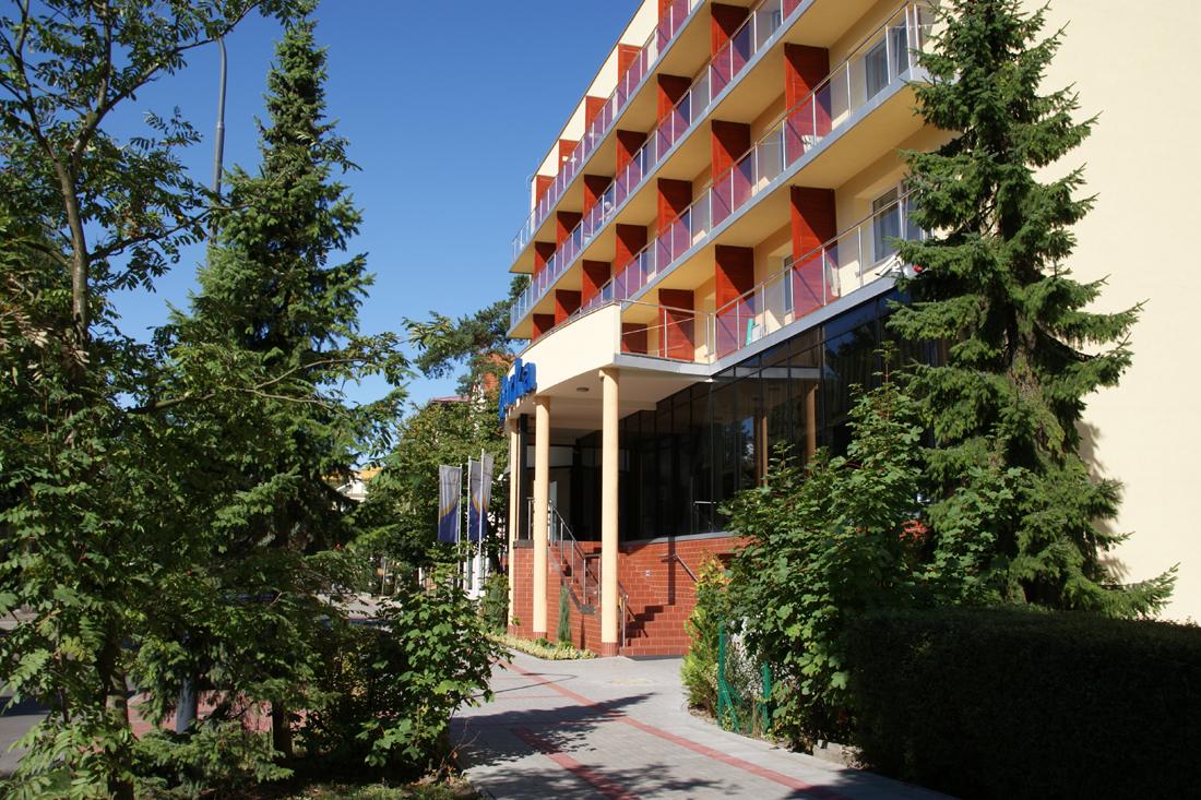 Hotel Barbarka Swinemunde