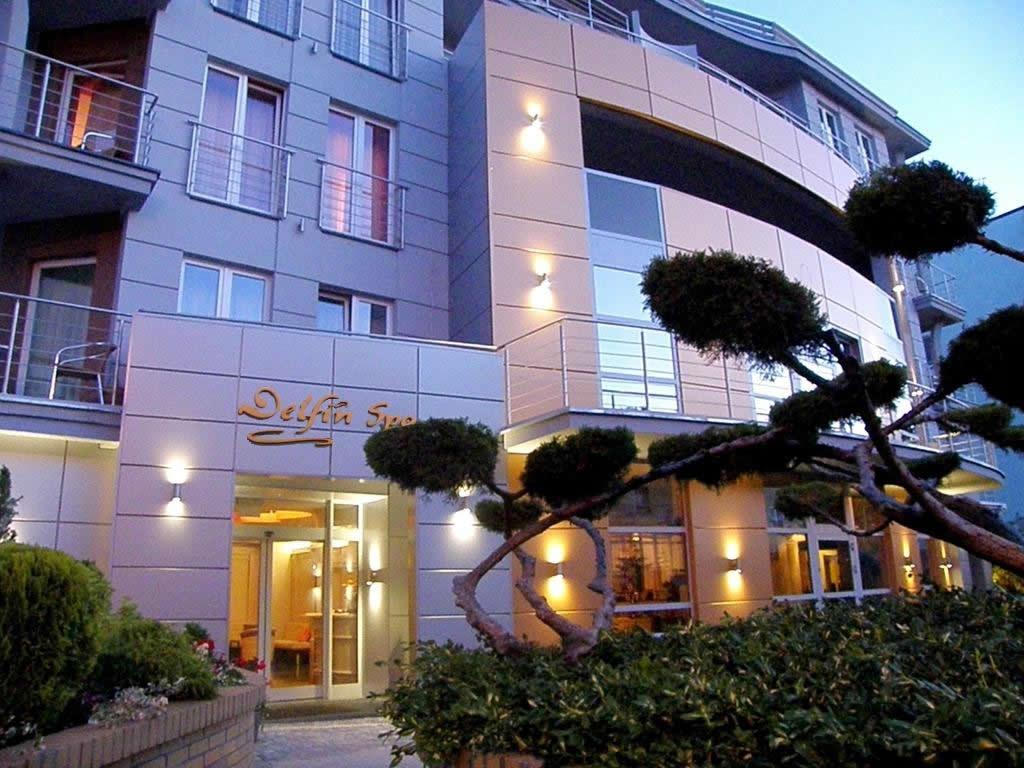 Swinemunde Hotel Delfin Spa