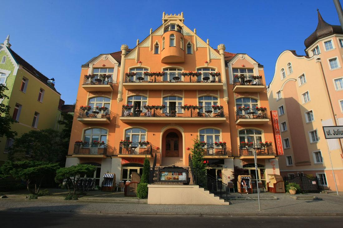 Hotel Villa Herkules