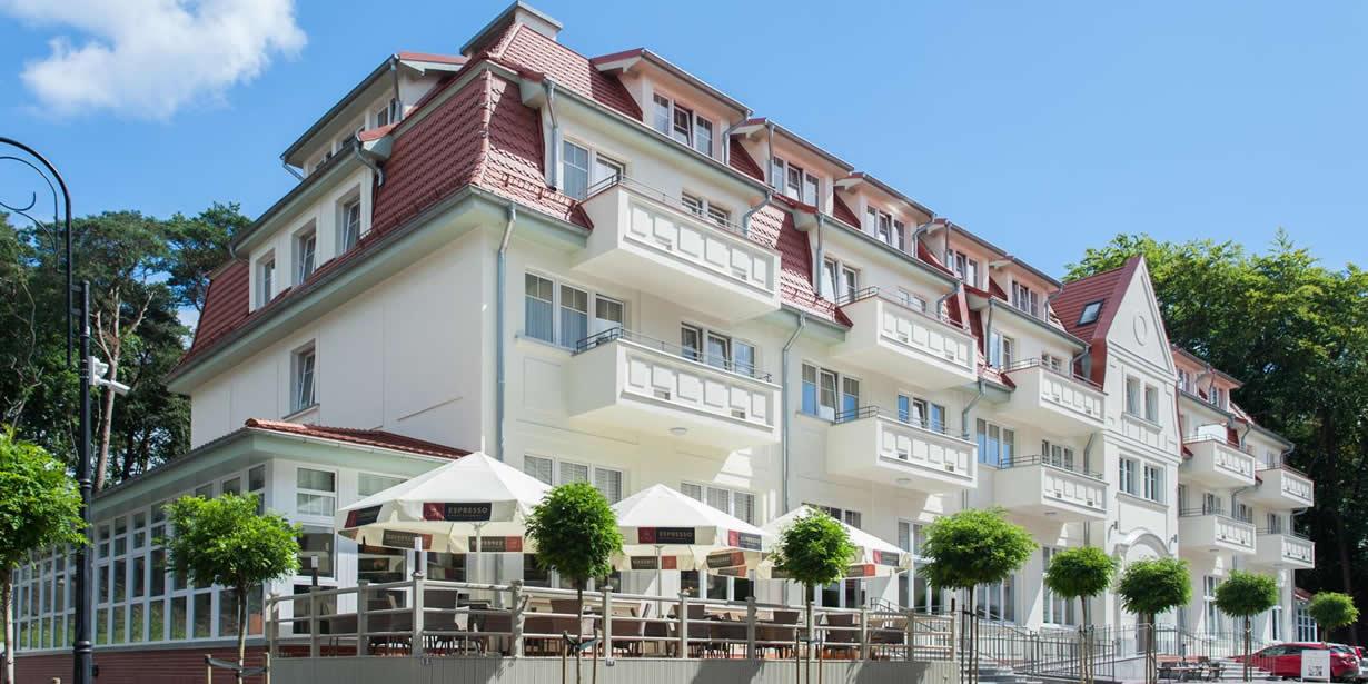 Hotel Kaisers Garten Swinemunde