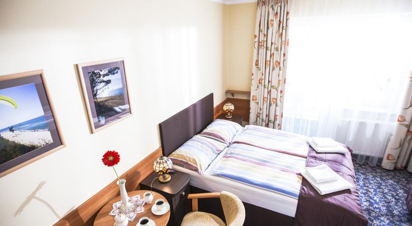 Spa Hotel Jantar Rewal Polen
