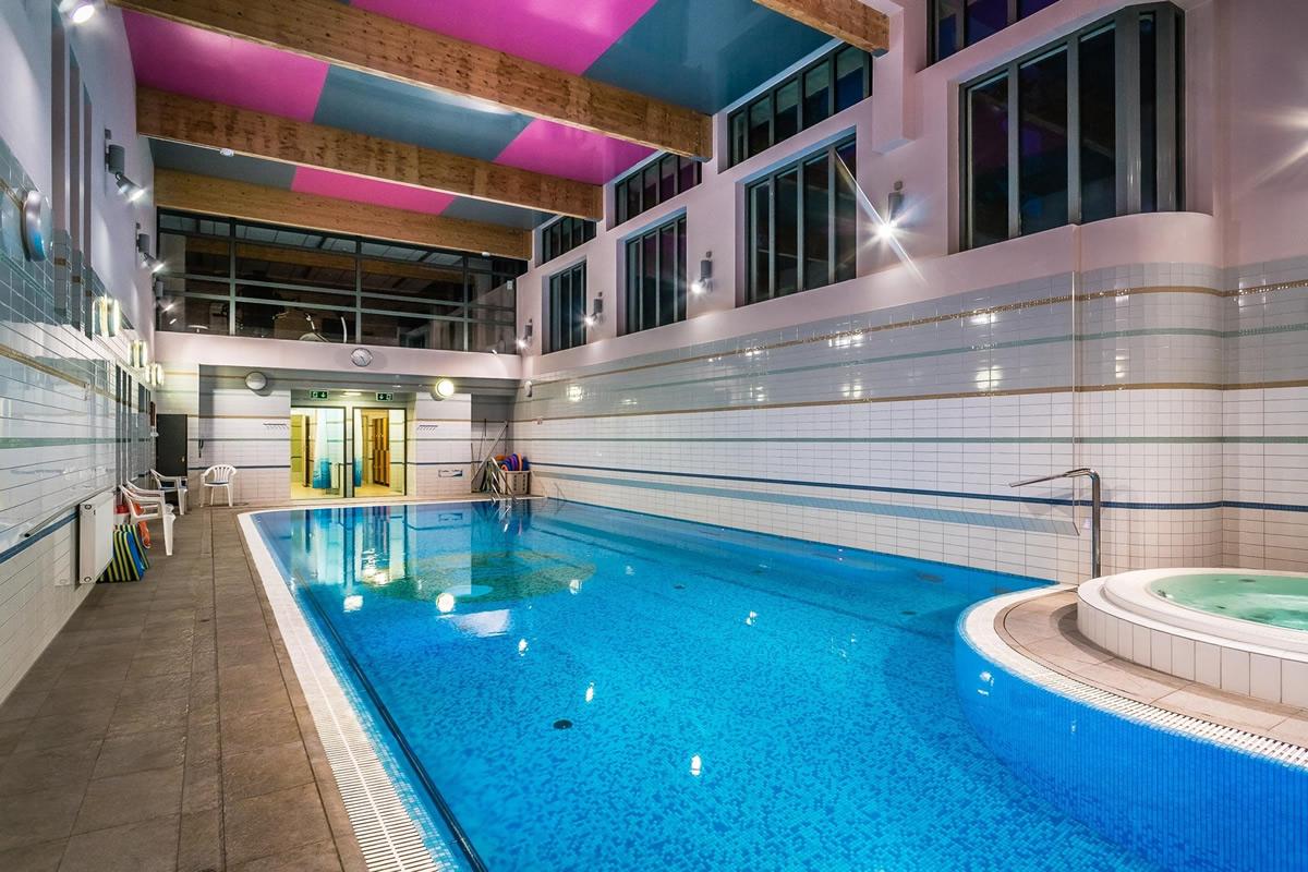 Kurhaus rybniczanka in swinem nde for Schwimmbad billig