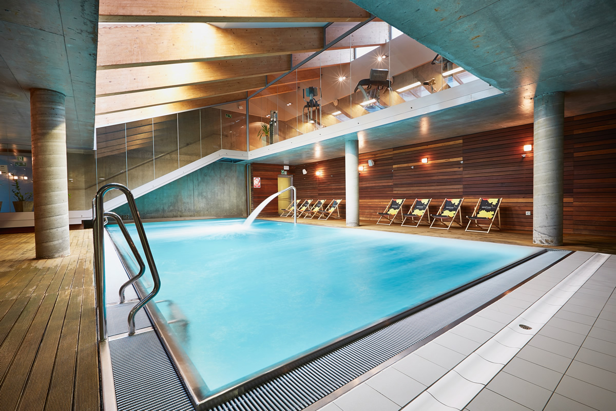 Welnesshotel sand kolberg for Ostsee urlaub billig