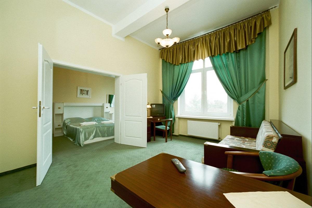 Hotel Senator Swinem U00fcnde Polen Ostsee