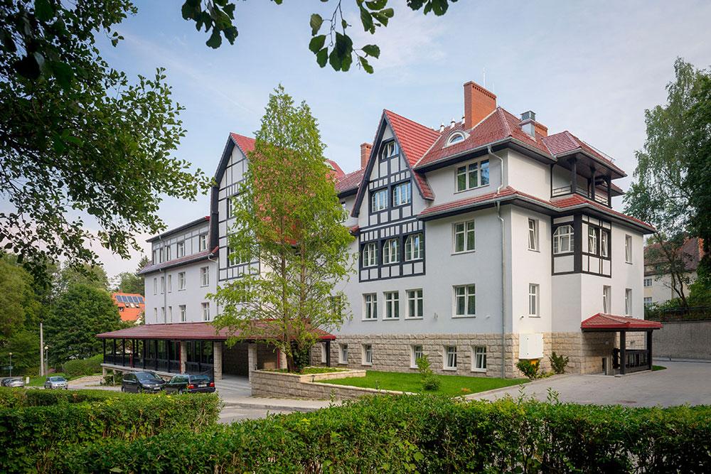 Kurhotel Sanus Isergebirge Bad Flinsberg