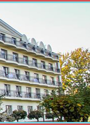 Hotel Doris Spa in Kolberge