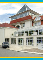 Hotel Grand Lubicz in Ustka