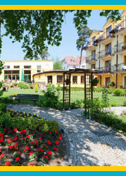Hotel Jantar Spa in Niechorze