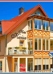 Hotel Kwisa 1 in Bad Flinsberg