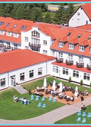 Hotel Mona Lisa in Kolberg