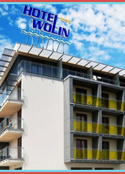 Hotel Wolin in Misdroy
